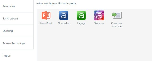 importoptions